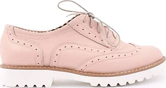Zapato Womens Leather Oxford Shoes Model 258
