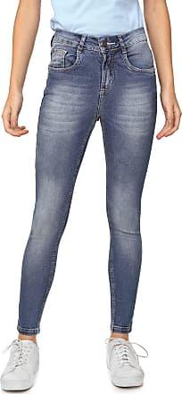 Aéropostale Calça Jeans Aeropostale Skinny Estonada Azul