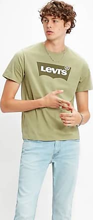 Levi's The Graphic Tee Housemark Vert / Aloe