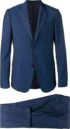 Ermenegildo Zegna classic two-piece suit - Blue