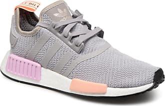 the latest e55b4 b0282 adidas NmdR1 W - Sneaker für Damen  grau