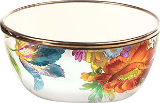 MacKenzie-Childs Flower Market Pinch Bowl
