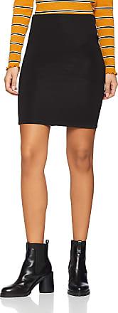 Vero Moda Womens Vmjonie Nw Abk Skirt, Black, 10 (Size: Small)