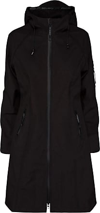 Ilse Jacobsen | RAIN37L | Long Raincoat | Black | 42