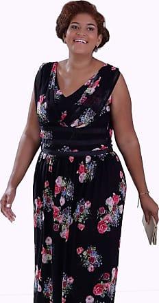 Vickttoria Vick Vestido Miranda Tuly Plus Size (48)