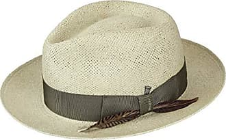 Bailey Mens Outen Fedora Trilby Hat, Nomad, S