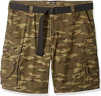 Mens Lee Dungaree Wyoming Cargo Shorts Pants Bourbon Big Tall 44 46 50 48