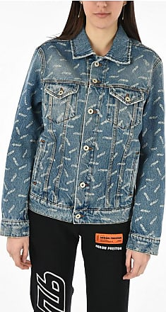 HPC Trading Co. denim printed jacket Größe Xs