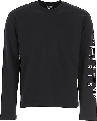 Kenzo T-Shirts für Herren, TShirts Günstig im Sale, Schwarz, Baumwolle, 2019, L M S XL
