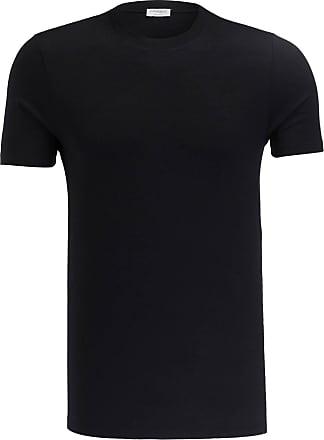 Zimmerli T-Shirt PURENESS - SCHWARZ