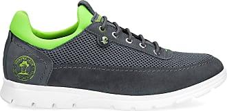 Panama Jack Mens Shoes Davor C21 Velour Gris/Grey 43 EU