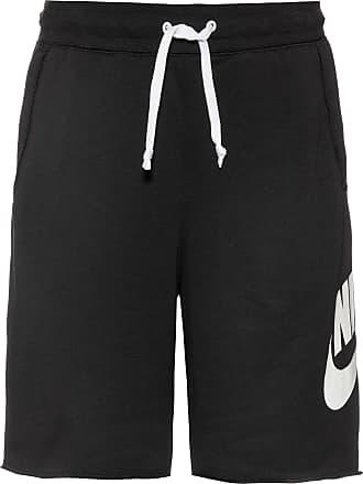 Nike NSW Shorts Herren in black-white, Größe XXL