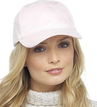 Foxbury Ladies Faux Suede Cap Pink