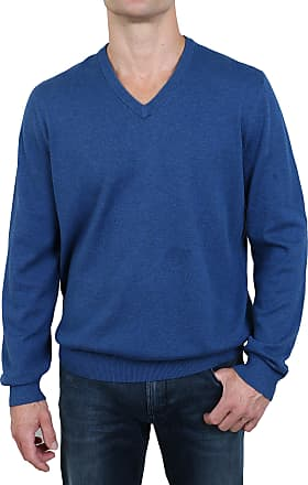 Olymp Sweater 0160 13 Blue XL Blue