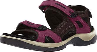 Ecco Offroad, Ankle Strap Sandals Womens, Red (Sangria/Fig 51760), 5.5 UK EU