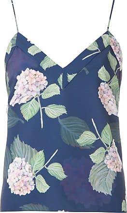 OLYMPIAH Regata Fleur estampada - Azul