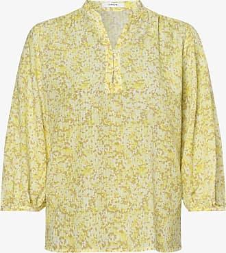 OPUS Damen Blusenshirt - Flanja gelb