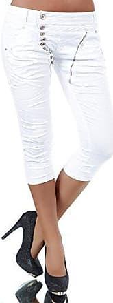Diva Jeans® Damen Sommerhosen in Weiß | Stylight