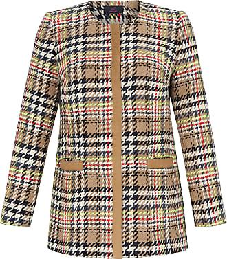 Emilia Lay Jacket concealed press stud front Emilia Lay multicoloured