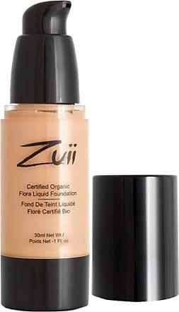 Zuii Organic Liquid Foundation Olive Medium 201 30 ml