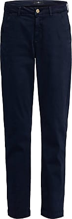 7 For All Mankind Chino - DUNKELBLAU