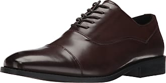 Unlisted by Kenneth Cole Mens Half Time Oxford, Brown, 10 UK