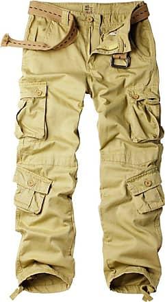 Brandit Men/'s Royal Vintage Pants Cargo Trousers Cargo Incl S 7XL Belt Sizes