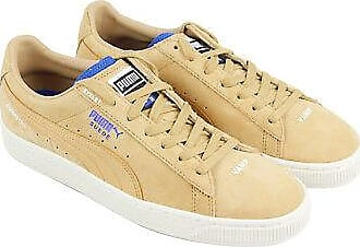 66be20f6ac Puma Suede Ader Error Mens Tan Suede Low Top Lace Up Sneakers Shoes
