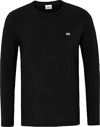 Lacoste Round neck top Lacoste black