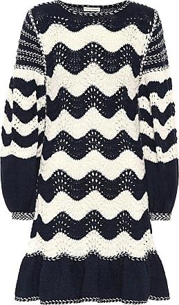 Ulla Johnson Fiorella cotton and wool minidress