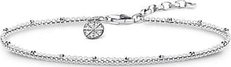 Acotis Limited Thomas Sabo Karma Beads Thomas Sabo Silver Kharma Wheel Bracelet KA000