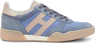 Hogan Sneakers - H357, BEIGE,HELLBLAU, 7.5 - Schuhe