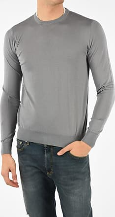 Prada Virgin Wool Crewneck Sweater size 48