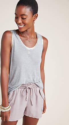 Zadig & Voltaire Shine Trimmed Tank