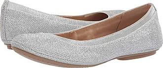 699a72f7d4e Bandolino Edition (Silver Glamour) Womens Flat Shoes