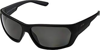 Zeal Optics Caddis (Matte Black w/ Polarized Dark Grey Lens) Polarized Fashion Sunglasses