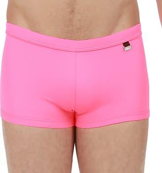 HOM Splash Swim Shorts, Pink X-Large - 38 Pink
