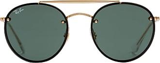 Ray-Ban Óculos de Sol Aviador Dourado - Mulher - Único US