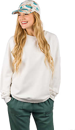 Quiksilver Woven Crew Sweater white