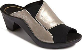 ed8c68575 Romika Womens Mokassetta 244 Heeled Sandal Platino 38 EU 7-7.5 M US