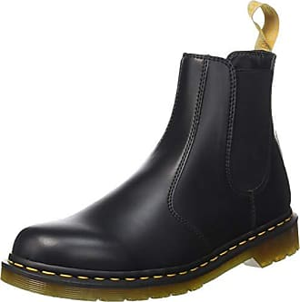 953b76e81 Dr. Martens Mens 2976 Felix Rub Off Chelsea Boot, Black, 12 UK/