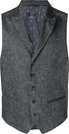 John Varvatos classic waistcoat - Grey