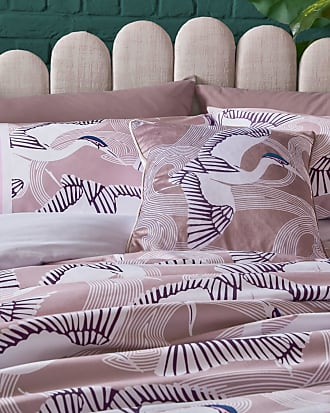 Ted Baker Flighter Feather Filled Cushion in Pink FINSIE, Home