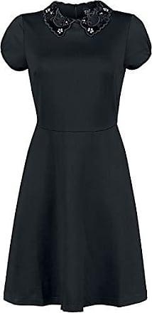 Hell Bunny Kleid GRACIELA MINI DRESS 4767 black