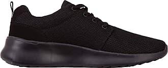Kappa SASH, Mens Low-Top Trainers, Black (black 1111), 10 UK (45 EU)