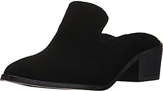 Chinese Laundry Womens Marnie Mule, Black Suede, 8 M US