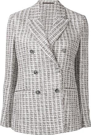 Eleventy bouclé tweed blazer - Marrom