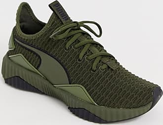 puma sneaker damen olivgrün