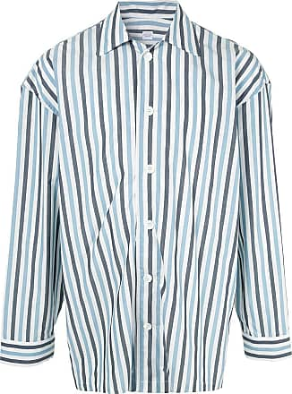E. Tautz Camisa listrada - Azul