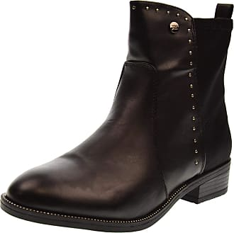 99592c8383b Xti Womens Shoes Ankle Boots 48437 Black Size 38 Black